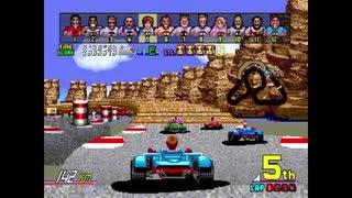 1988年08月05日 ゲーム パワードリフト(アーケード) BGM 「Like the Wind」(川口博史)