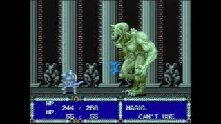 1989年12月16日 ゲーム ヴァーミリオン(メガドライブ) BGM 「Boss A&B」(川口博史)