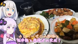 動画勢のVOICEROIDキッチンpart.13【酢豚と天津飯】