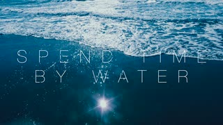 SPEND TIME BY WATER/初音ミク