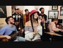 Huntertones + Melissa McMillan - You Gotta Be (Live From Adam's Room)