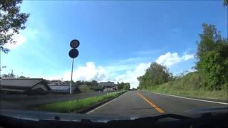 【車載動画】鷲羽山スカイライン縦走【復旧工事完了】