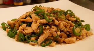 いいかげんに作る 鶏米芽菜
