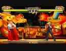 [TAS] ギース・ハワード VS ロック・ハワード (Capcom vs SNK 2)