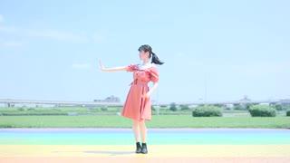 【聖地で】恋をしよう@踊ってもた【つく
