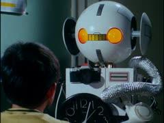 特警ウインスペクター 第12話「僕の友達ロボット」