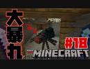 【マインクラフト4人実況】廃坑探検!クモを倒してレールを集めろ!#18