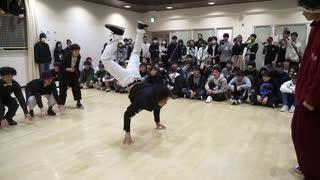 アニソンクルーダンスバトル『アキバナ・ファミリアvol.3』BEST8第四試合