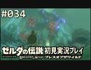 【実況】#034:ゼルダの伝説 ブレスオブザワイルド 初見実況プレイ