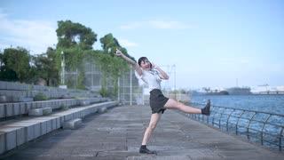 【ハガネ】 DEEP BLUE TOWNへおいでよ 踊
