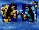 【MUGEN】 50本勝負 6本目 スコーピオン VS サブゼロ