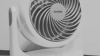 立体音響 扇風機