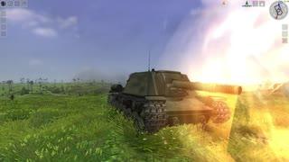 【Steel Fury】字幕プレイ part26【SU-100】【SU-152】