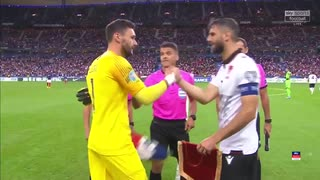 《EURO2020》 【予選:グループH】 [第5節] フランス vs アルバニア(2019年9月7日)