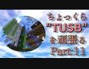 【Minecraft】ちょっくらTUSBを頑張る Part:11【ゆっくり実況】