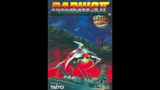 1990年12月20日 ゲーム ダライアスⅡ(メガドライブ) BGM 「Say PaPa(木星シーン)」