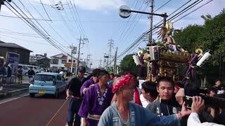 令和元年8月25日催行 大和天満宮例大祭          よぃ~~~~~とぉ~~~~~~