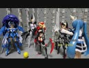 スーパーミニプラ 青の騎士ベルゼルガ物語 ダークアドヴェント ソフィア ゆっくりプラモ動画