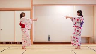 【らなぽよ×りりおん】東京サマーセッション【踊ってみた】