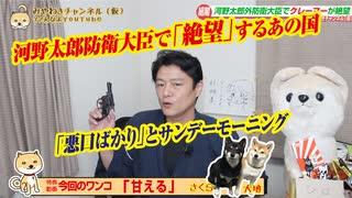 【絶望】河野太郎防衛大臣で「絶望」するあの国。「悪口ばかり」とサンデーモーニング|みやわきチャンネル(仮)#569Restart428