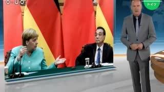 メルケル首相が独企業団体と共に中国を訪問し多額の商談まとめるw