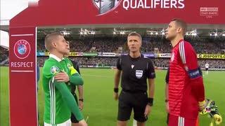 《EURO2020》 【予選:グループC】 [第6節] 北アイルランド vs ドイツ(2019年9月9日)