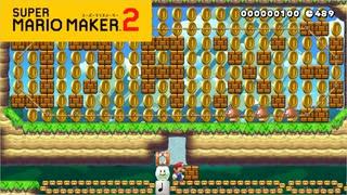 【スーパーマリオメーカー2】紙芝居もできてしまうマリオメーカー2【実況プレイ】
