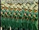 国際歌(インターナショナル) 於:東ドイツ軍事パレード 1986年