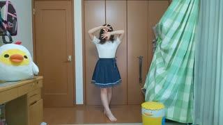 【めるでぃ】雨とペトラ 踊ってみた