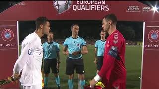 《EURO2020》 【予選:グループB】 [第6節] リトアニア vs ポルトガル(2019年9月10日)