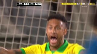 《親善試合》 ブラジル vs ペルー  (2019年9月10日)