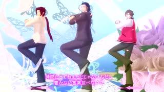 【MMD刀剣乱舞】猛々しい方達で・・『Girls』【三名槍/お着替え有】