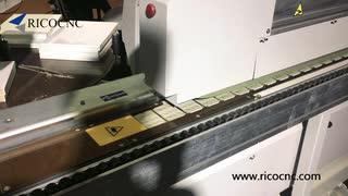 Biesse 片面自動エッジ貼り機付属品-110x80x19mm and 80x62mm 輸送チェーン