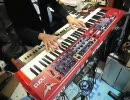 【紅い流星】曾根崎心中をキーボードで弾いてみた