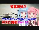 【ACE COMBAT 7】琴葉姉妹がフライトスティックEX2とTrackIRでACEに挑戦 17【VOICEROID実況】