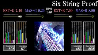 【GITADORA】Six String Proof【EXCHAIN】