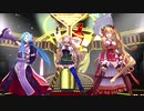 【アイドル部MMD】チームhooseでWAVE【.LIVE】