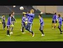【サッカー】本田圭佑、基礎練習から意識の高さヤバイわwww