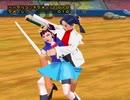 【リョナ】ジャスティス学園 ランが響子先生に関節技を極められまくる