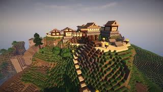 【Minecraft】Biomes O' Plentyで城砦網を築く 3章 第6回【ゆっくり実況】