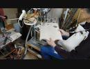 ボール盤のハンズフリー改造(補足動画)