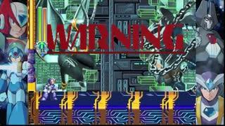 [ロックマンX6] 誰でもできる!素ロックマン詰みポイントごり押し術!②