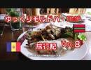 【ゆっくりモルドバ・ПМР 旅行記2019】vol.8 沿ドニエストルでまったり昼食