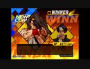 【TAS】 CAPCOM VS. SNK 2【覇王丸 & 草薙京】