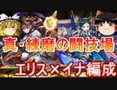 【パズドラ】真・練磨の闘技場! エリス×イナ編成