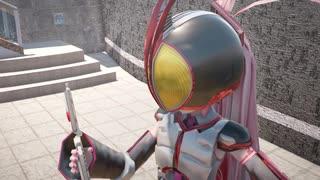 仮面ライダー555~ピンクみく様インフィニ