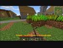 [Minecraft] 平らな世界に大きな街を作る [ゆっくり実況]