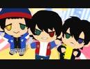 【ヒプマイMMD】シュレディンガイガーのぬい【Buster Bros!!!】