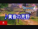 【ドラクエ11S スイッチ版BGM】黄昏の荒野[DRAGONQUESTⅪ Switch]