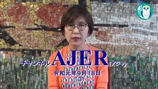 『自民党幹事長代行を拝命致しました』稲田朋美 AJER2019.9.18(3)